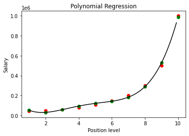 Machine Learning Basics: Polynomial Regression