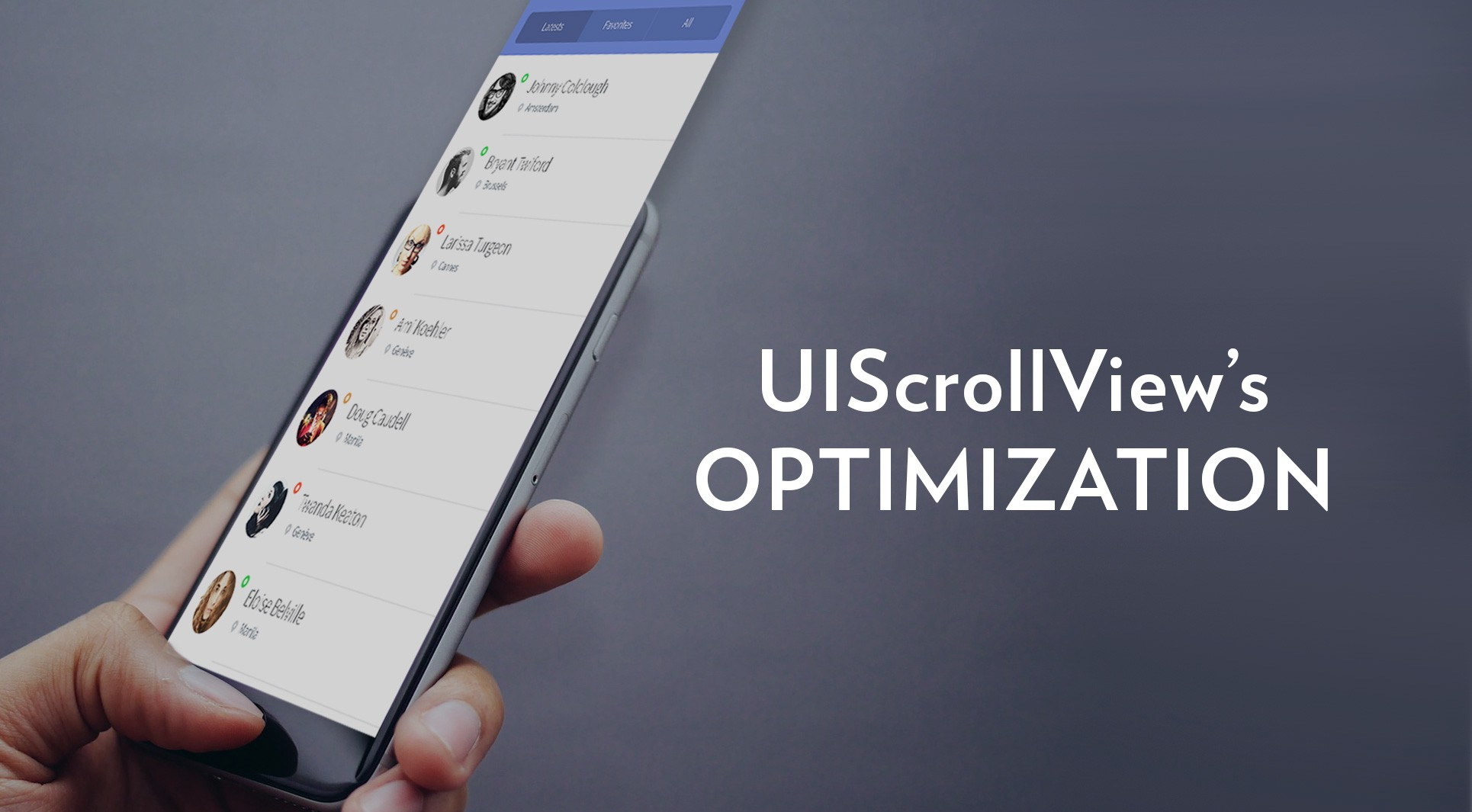 When You Need to Scroll Deeper: Addressing UIScrollView's