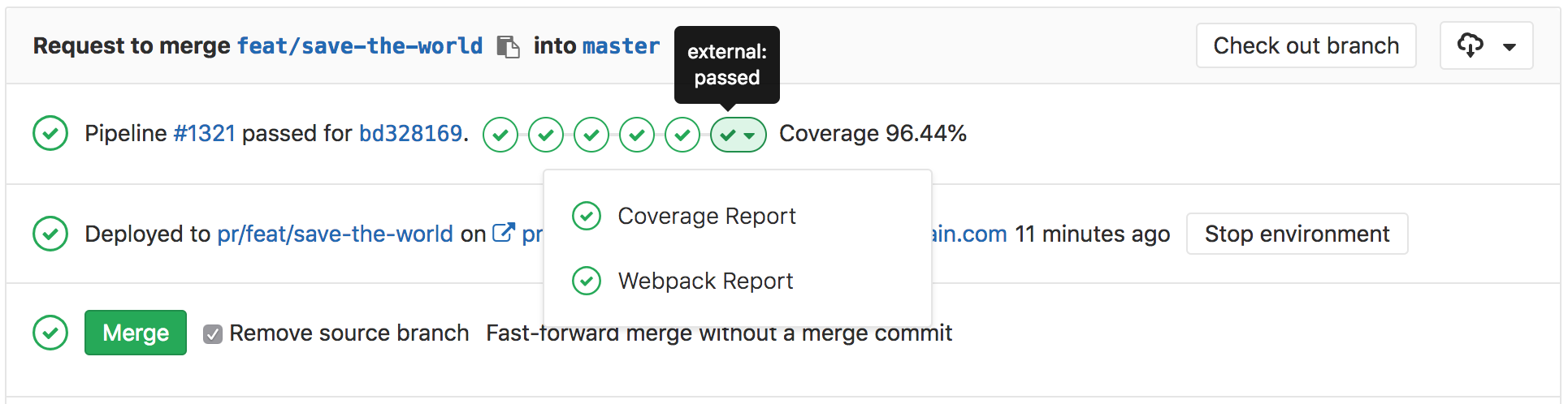 GitLab: understanding pipelines, stages, jobs and organising