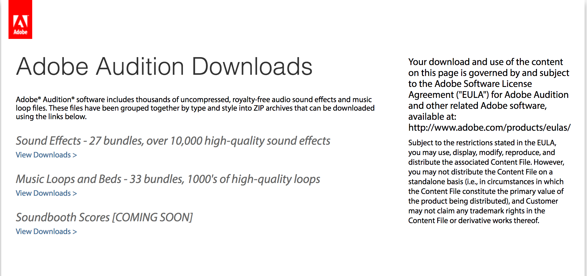 124: Quick Tip: Download Free Sound Effects & Music Beds in
