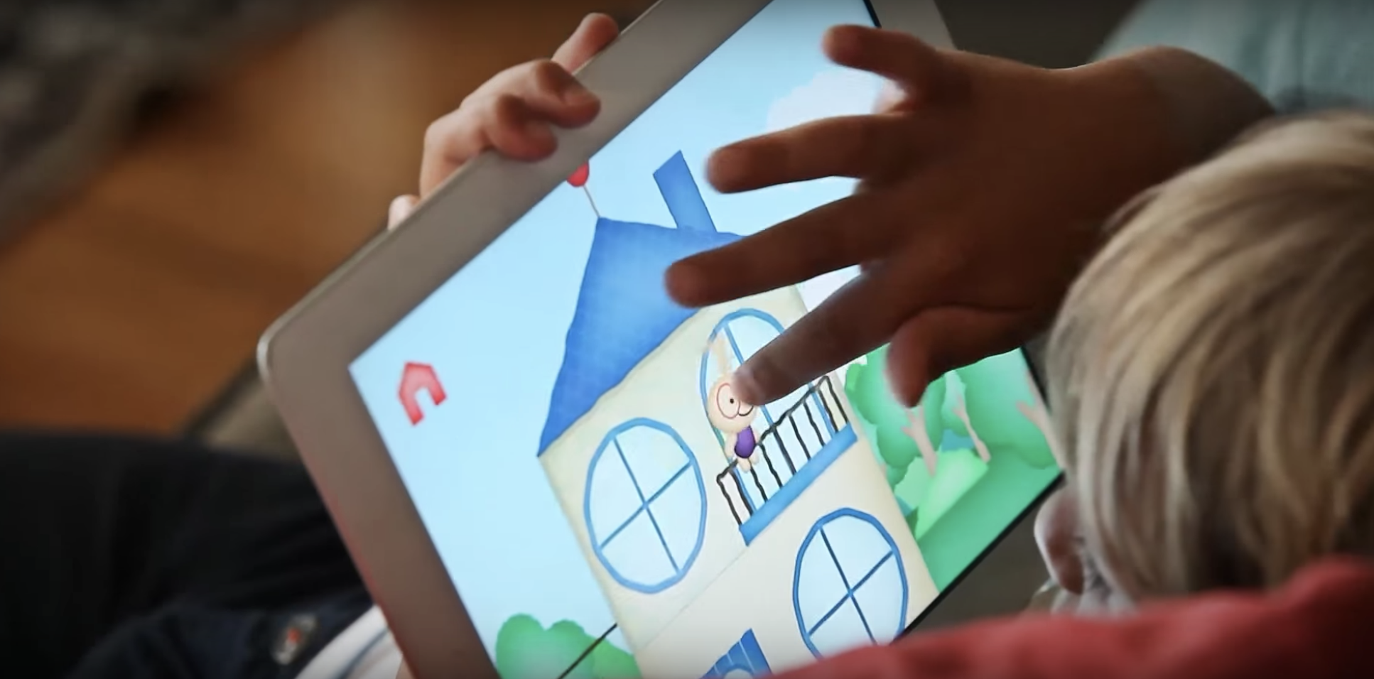 Designing apps for young kids - UX Collective