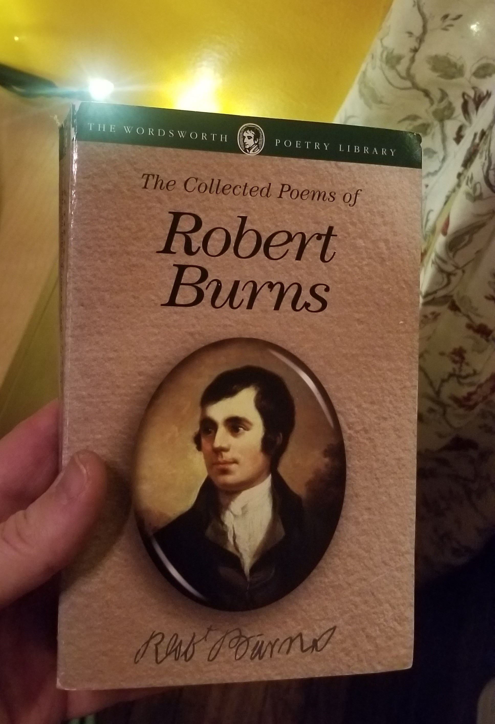 A Tribute To Burns Night And The Brooklyn Of Old Matthew