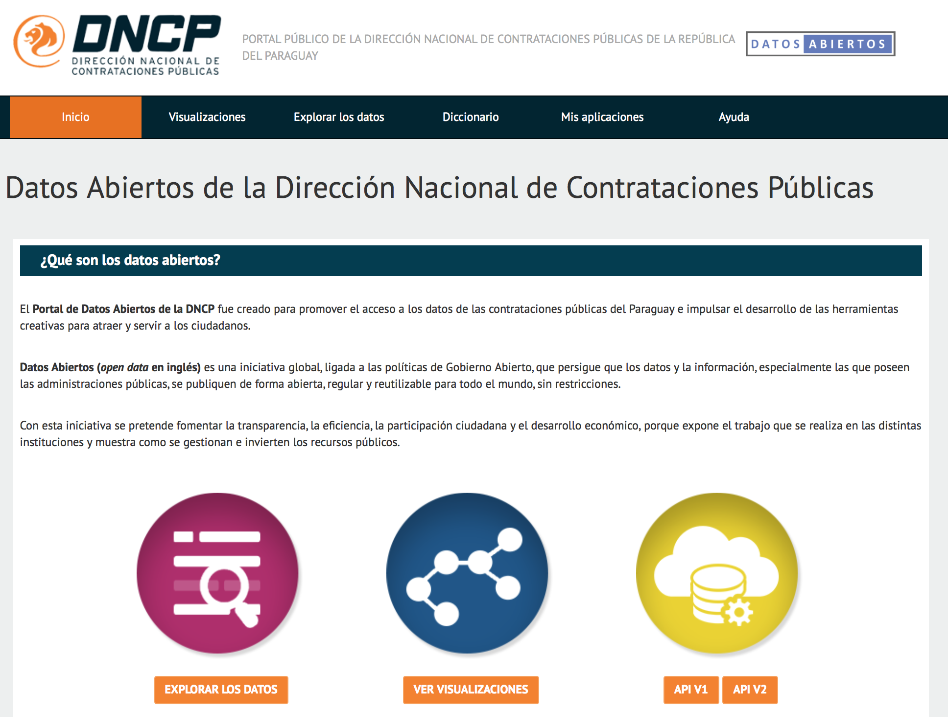 Paraguay's transparency alchemists - Open Contracting