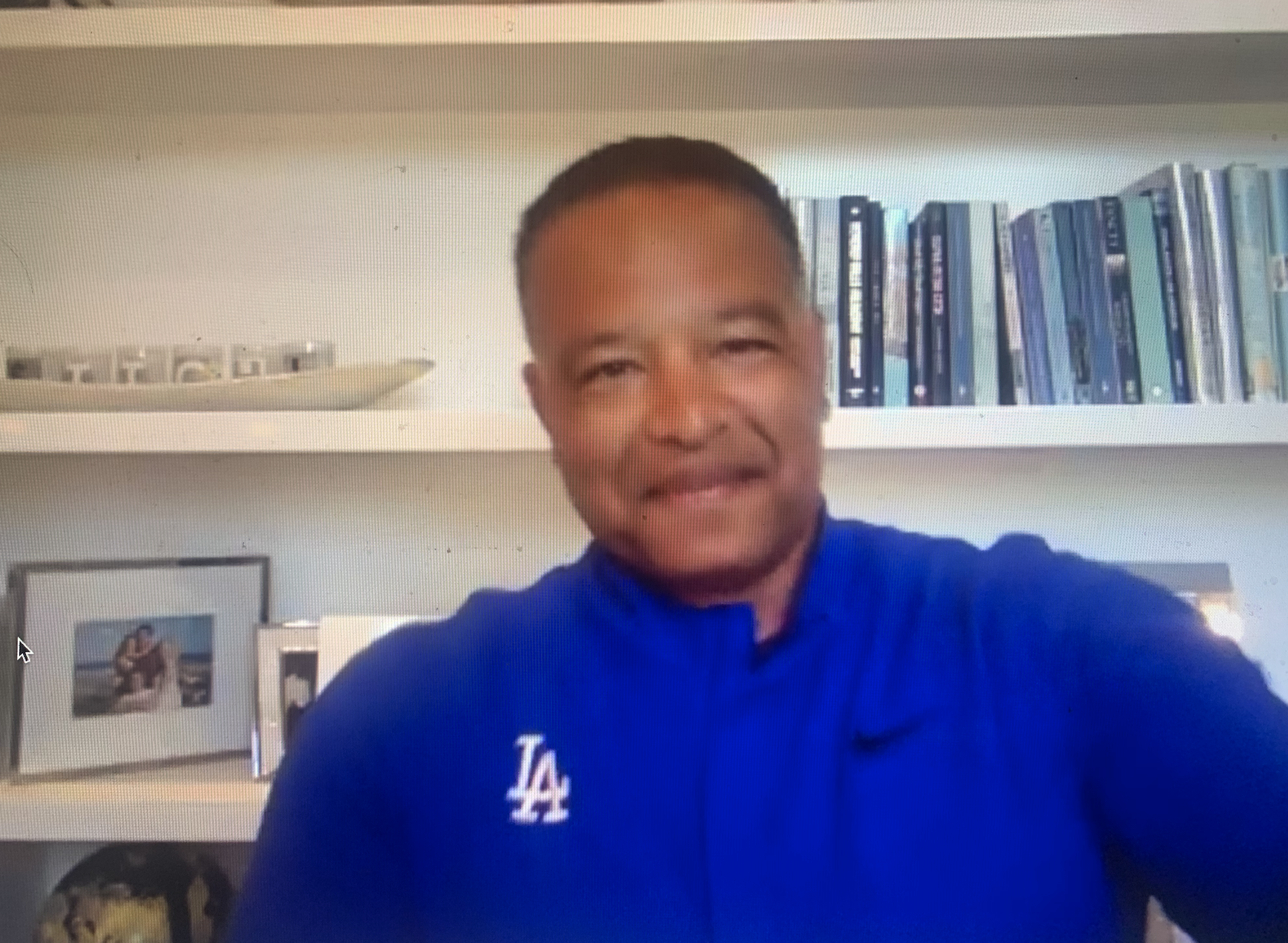 Dodgers Host 11 000 Fans On First Zoom Party With Another To Come By Rowan Kavner Dodger Insider