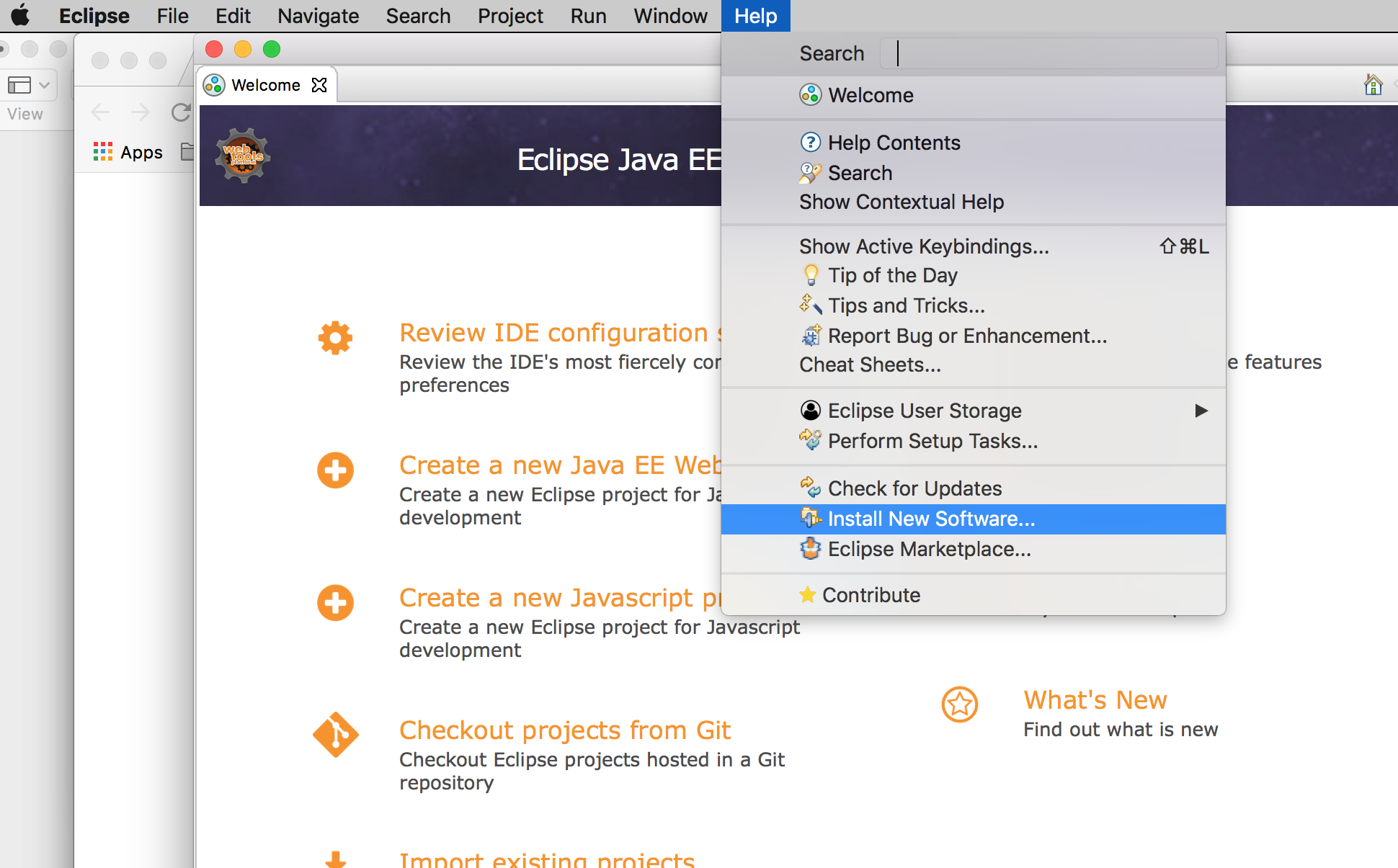 How to I struggled installing Eclipse, STS and Maven on Mac OS