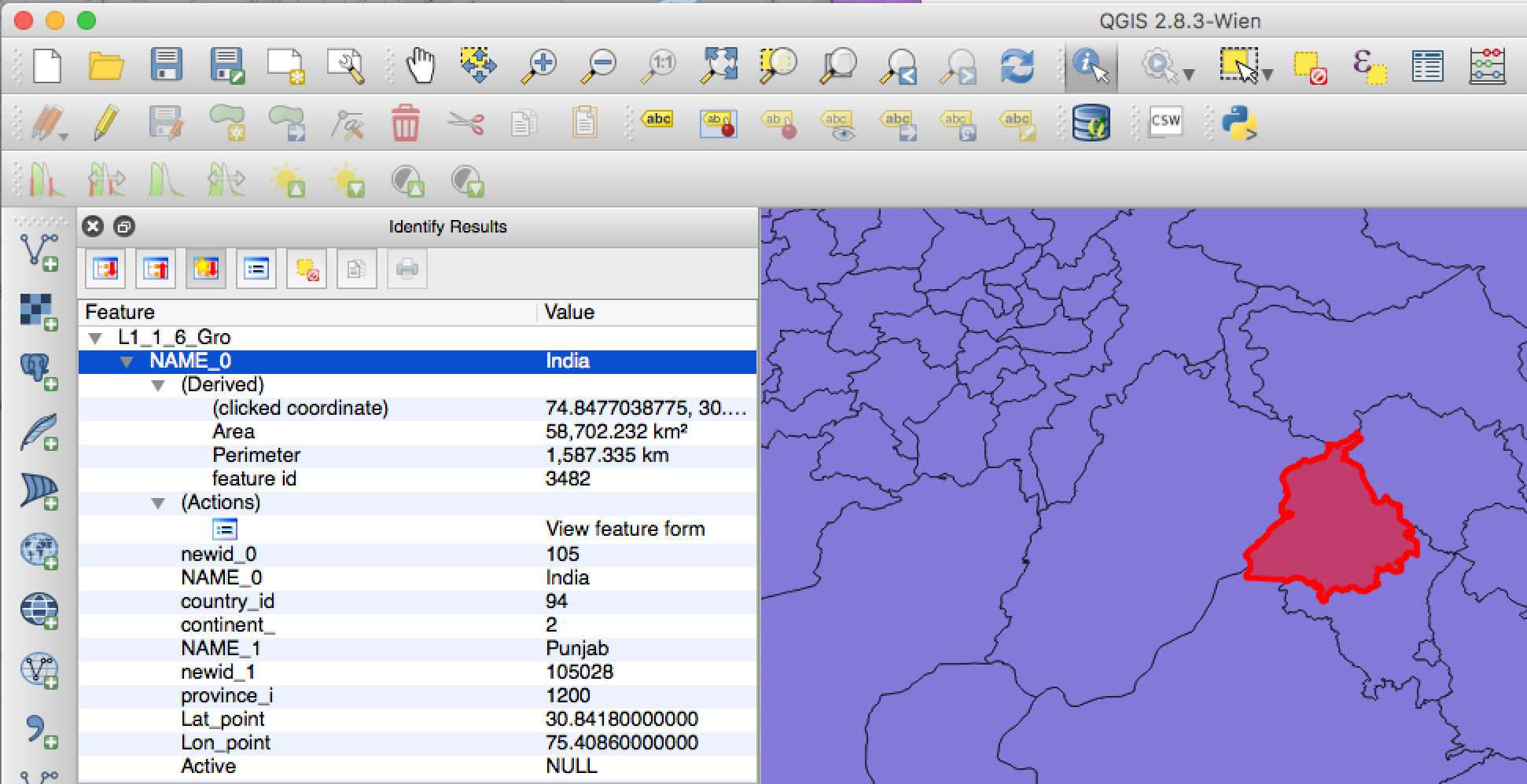 How to create a map visualization by using Tilemill, QGIS