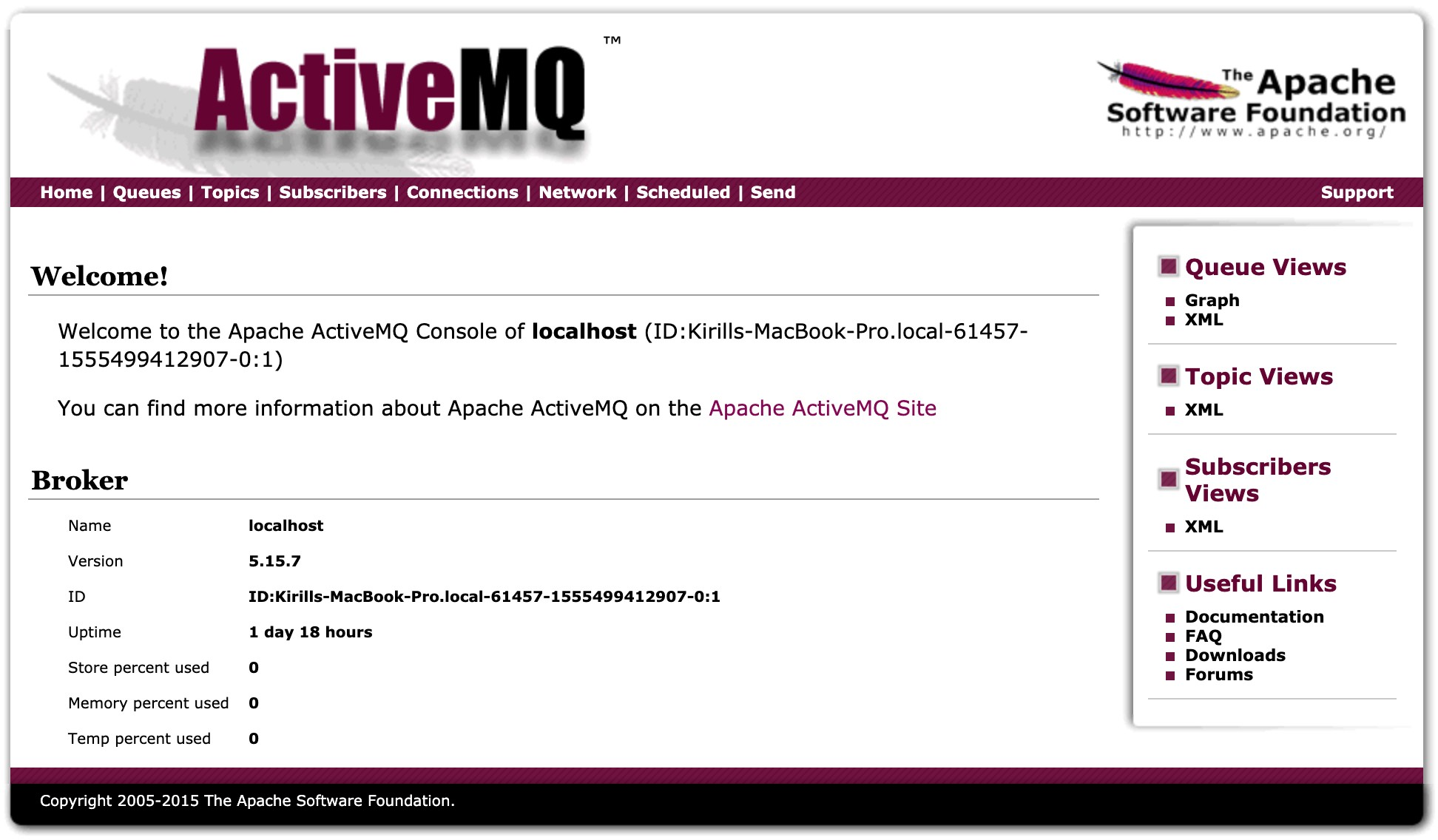 Build Messaging Between Ruby/Rails Applications with ActiveMQ