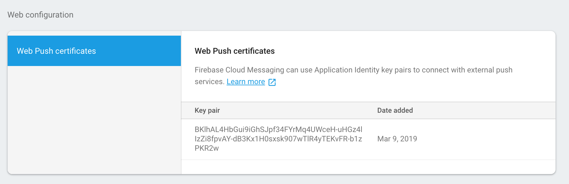 Testing push notifications the easy way with Firebase Cloud