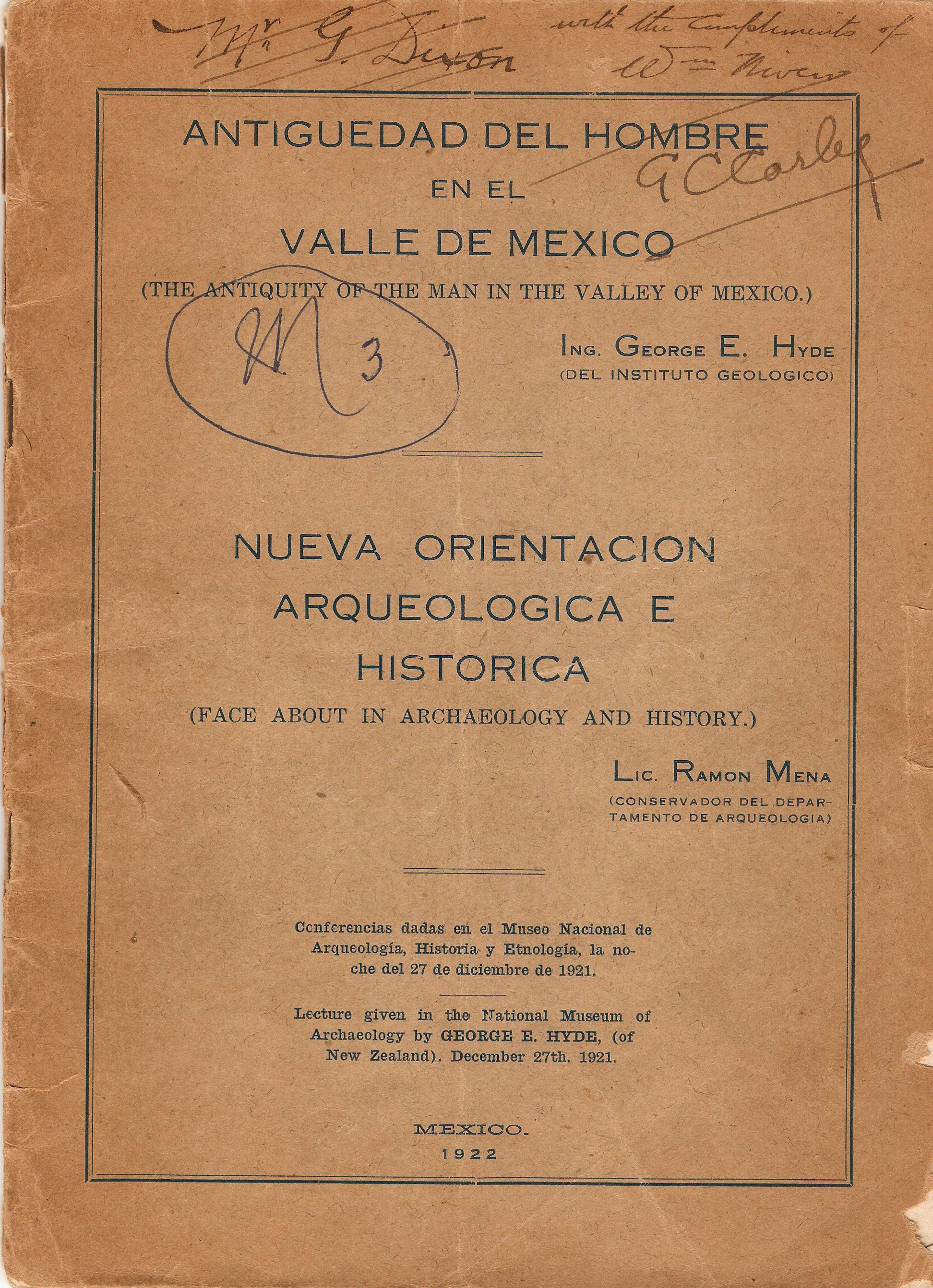 Forgotten Gods William Niven's Life of Discovery and Revolution in Mexico and the American Southwest Buried Cities