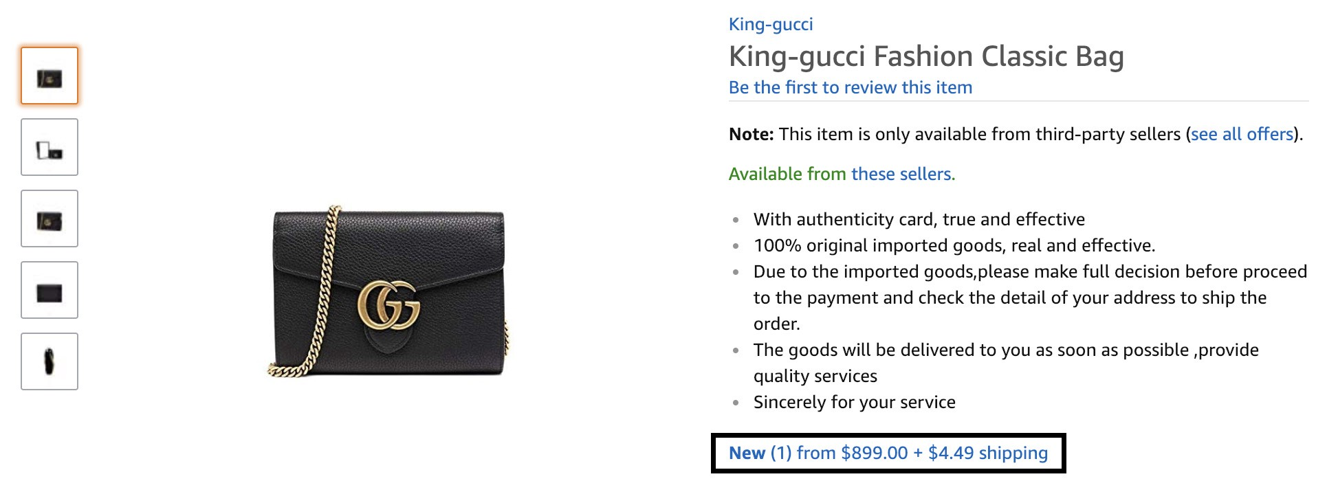 The Truth About Counterfeit Luxury Handbags - Becca Risa