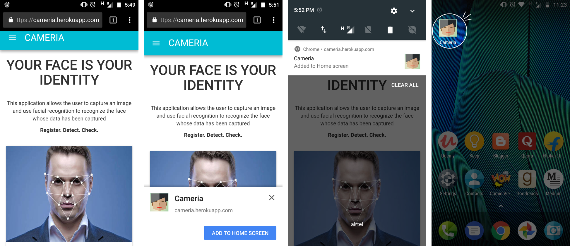 Facial-Recognition: Using React-Redux and Kairos to Identify