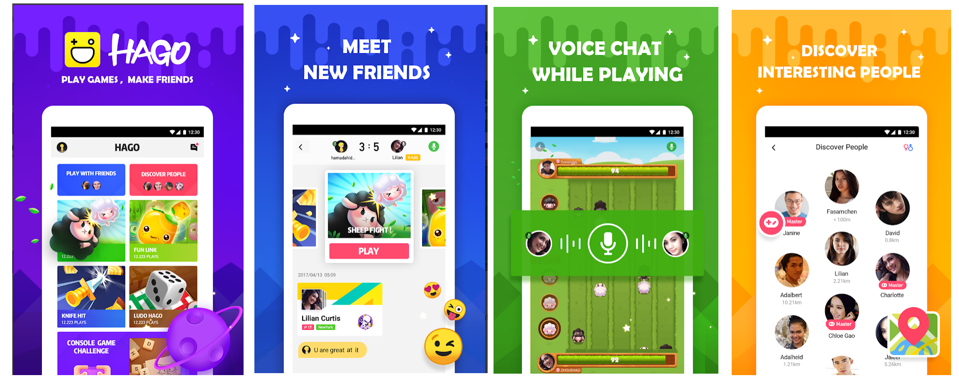 Hago — Inside the new gaming app that is re-imagining social