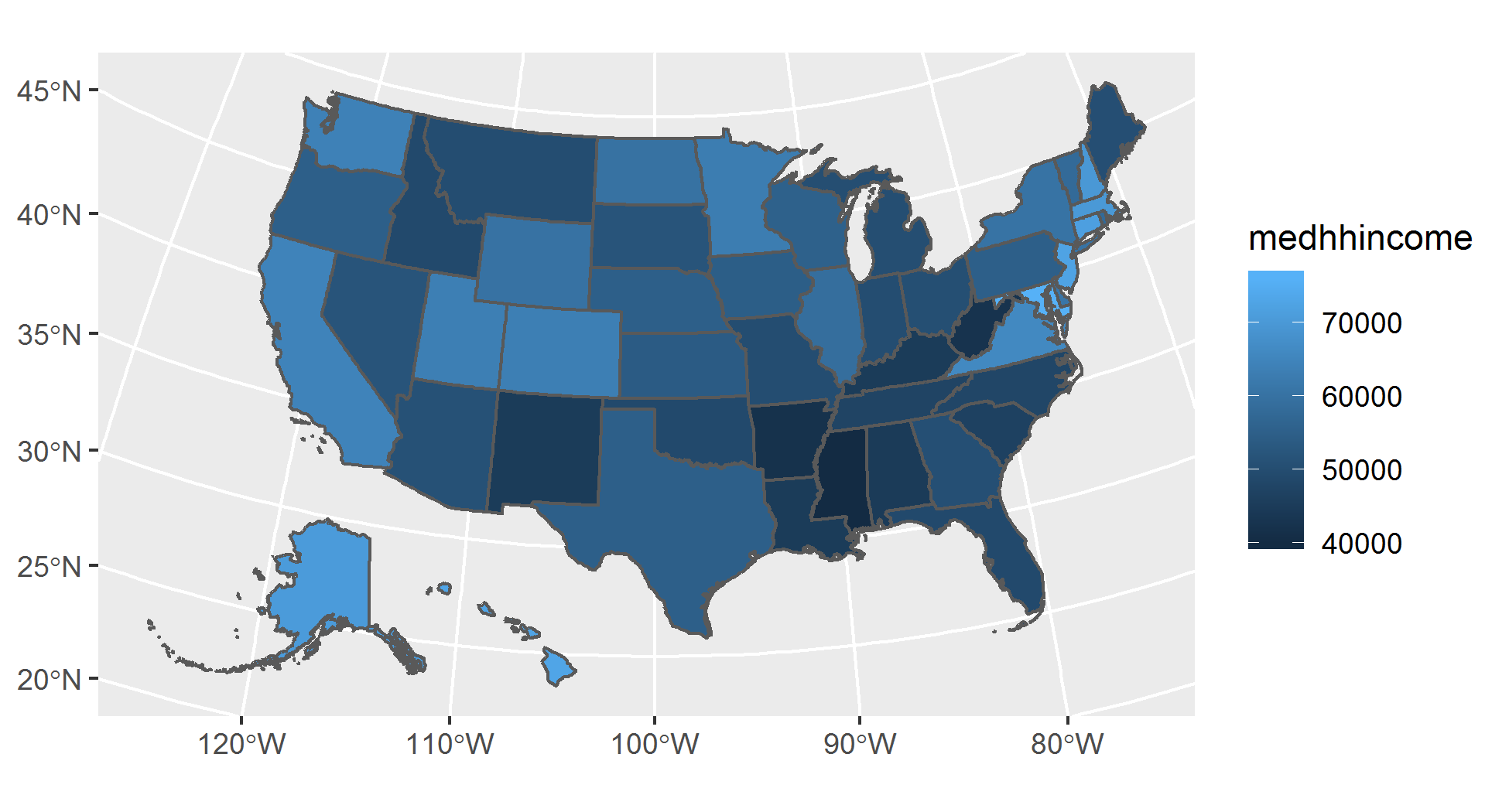 How to Create State and County Maps Easily in R — Part 2