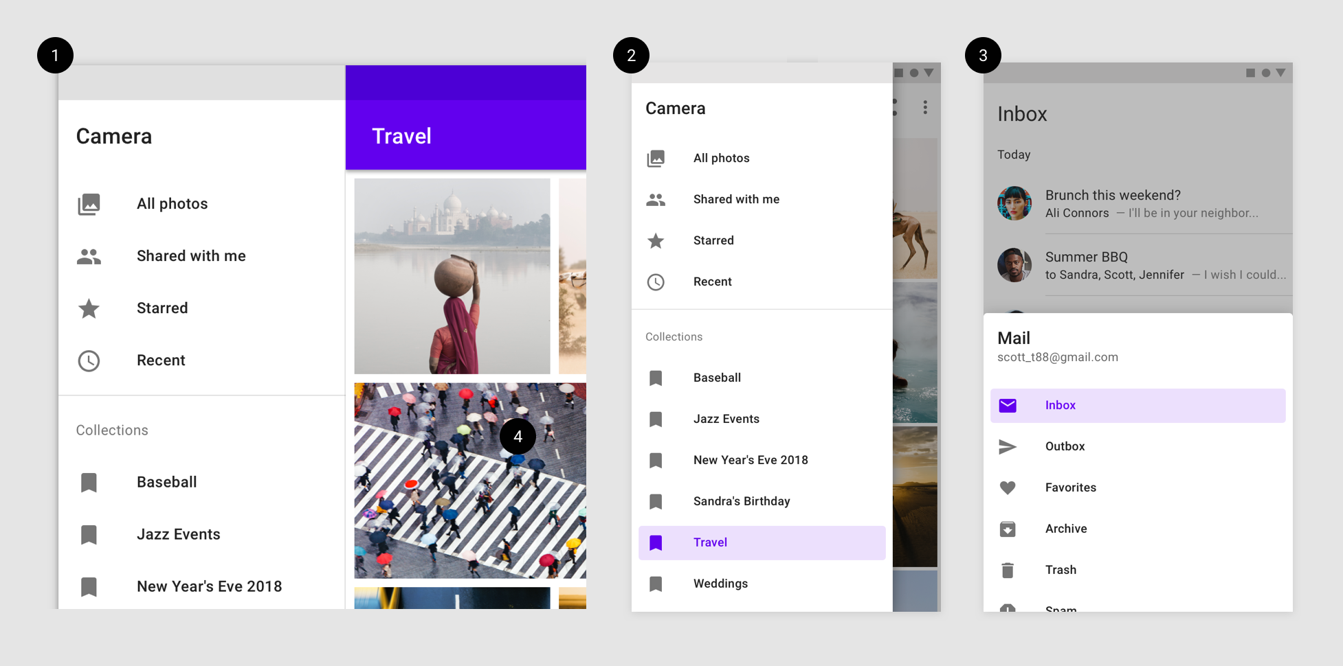 Android P — What's New in Material Design - Noteworthy - The