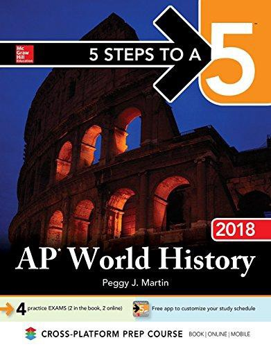 Epub] 5 Steps to a 5: AP World History 2018, Edition BY