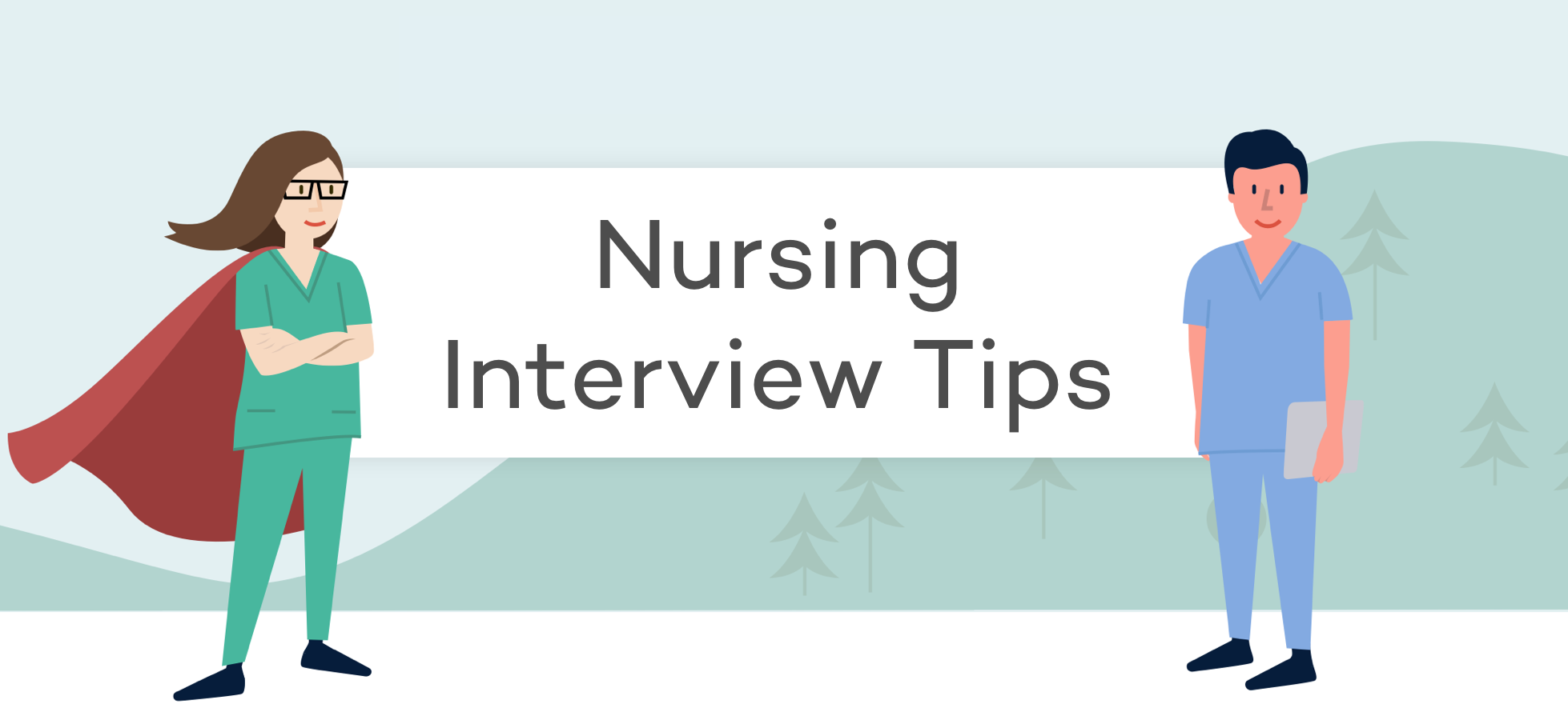 10 Nursing Interview Questions and How to Answer - Nomad