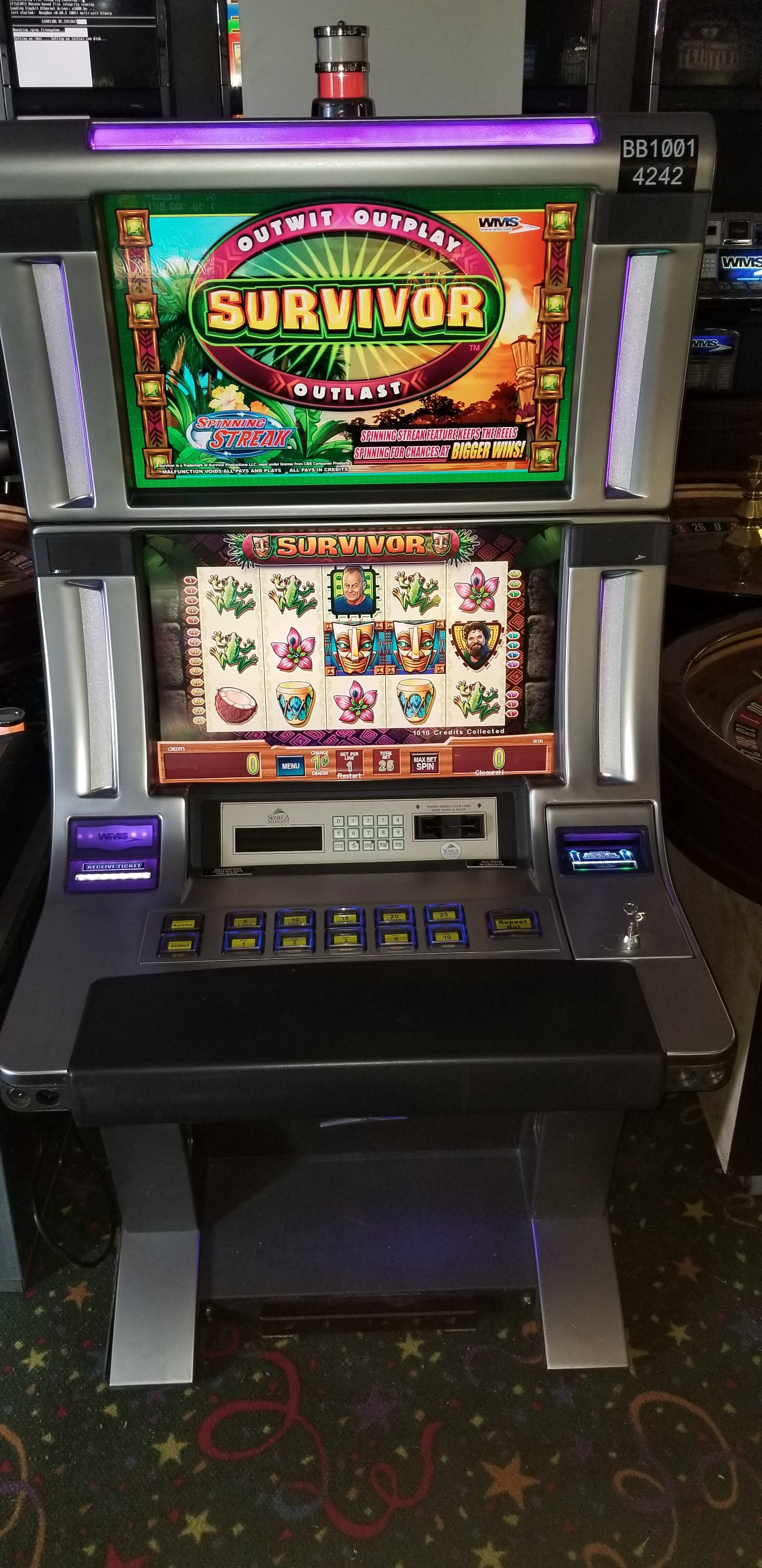 List of wms slot machines exclusive microgaming no deposit bonus