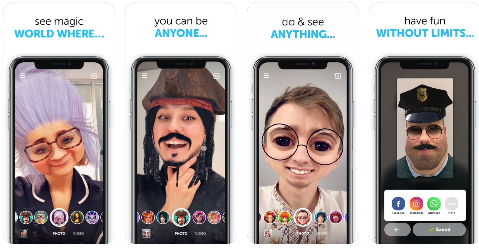 10 Best Face Filter Apps Like Snapchat To Spark Your Creativity By Banuba Medium