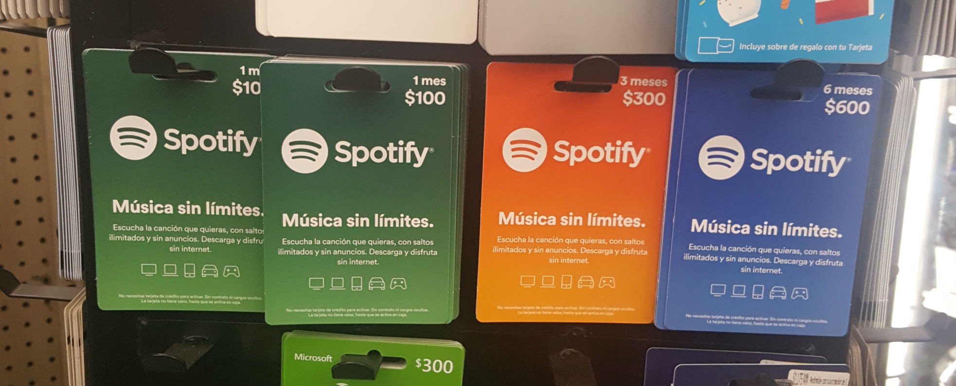 Spotify doesn't cost $9 99 everywhere  And that's fine