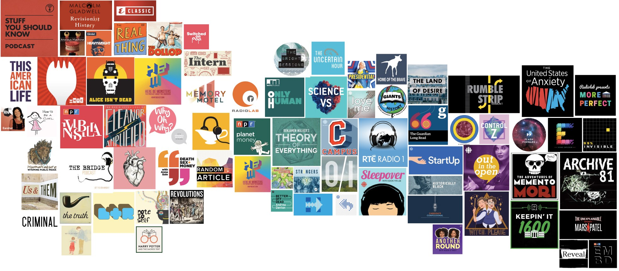 100 Outstanding Audio Stories of 2016 - Bello Collective