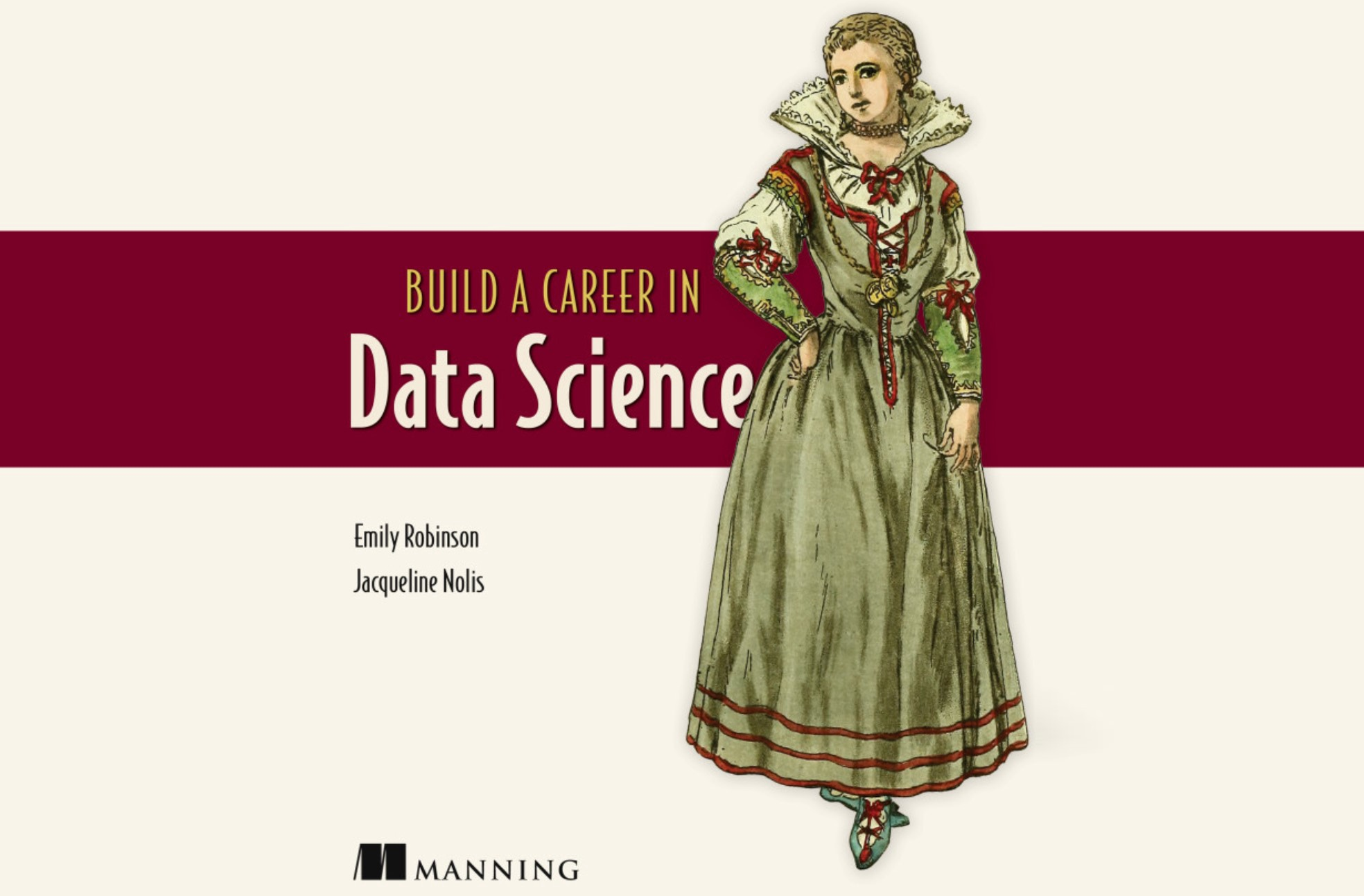 Build a Career in Data Science book cover