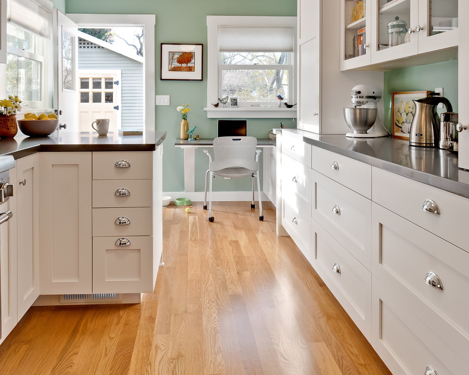 Kitchen Designers in Asheville Have Many Cabinet Options to ...