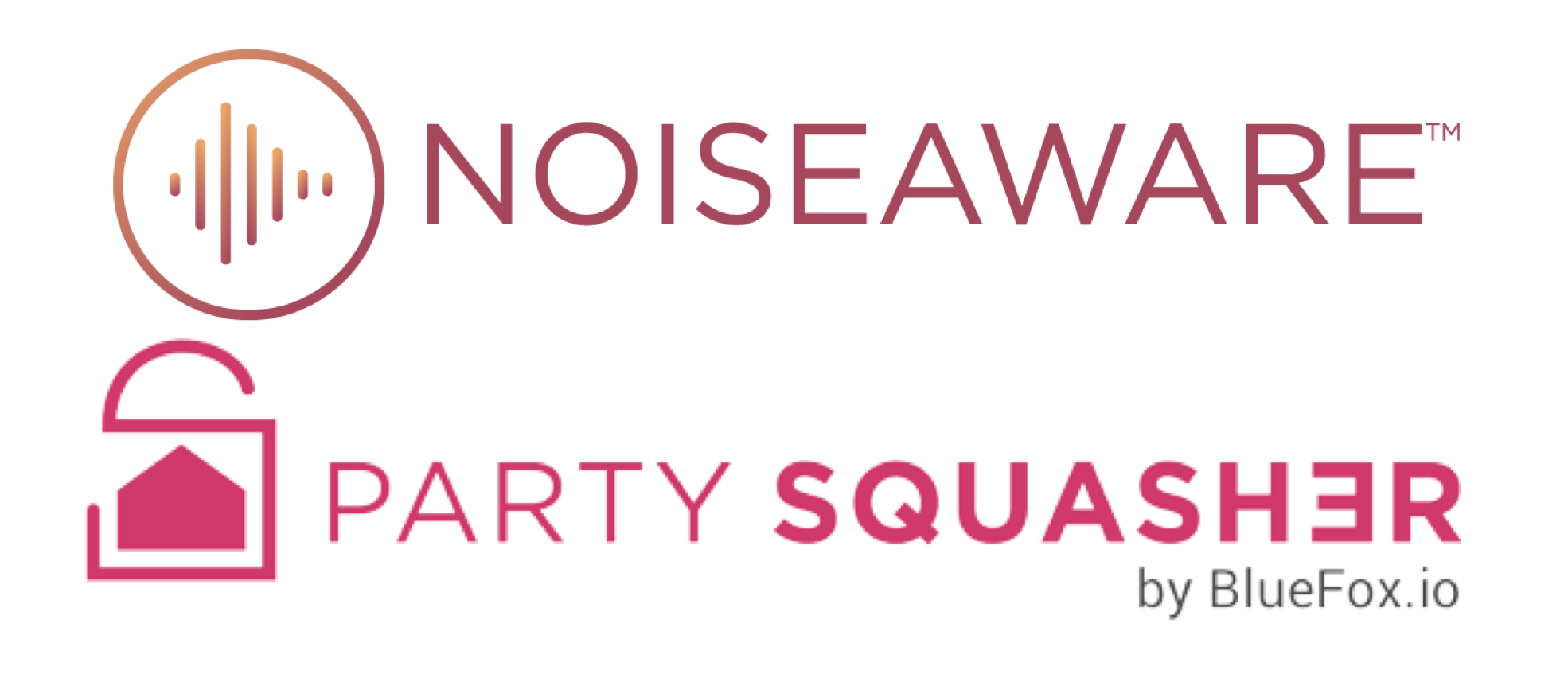Noise Monitoring: NoiseAware + Party Squasher