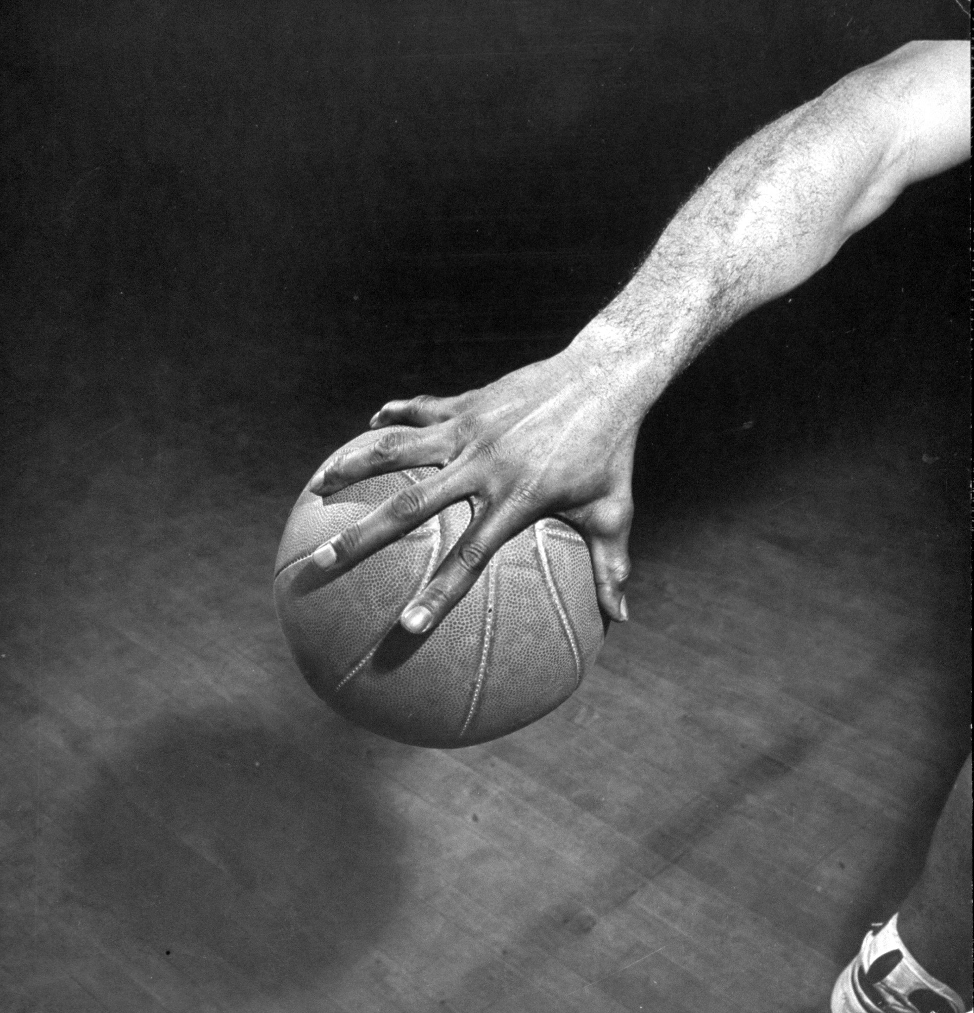 The Black Versus White Basketball Game That Integrated The Sport