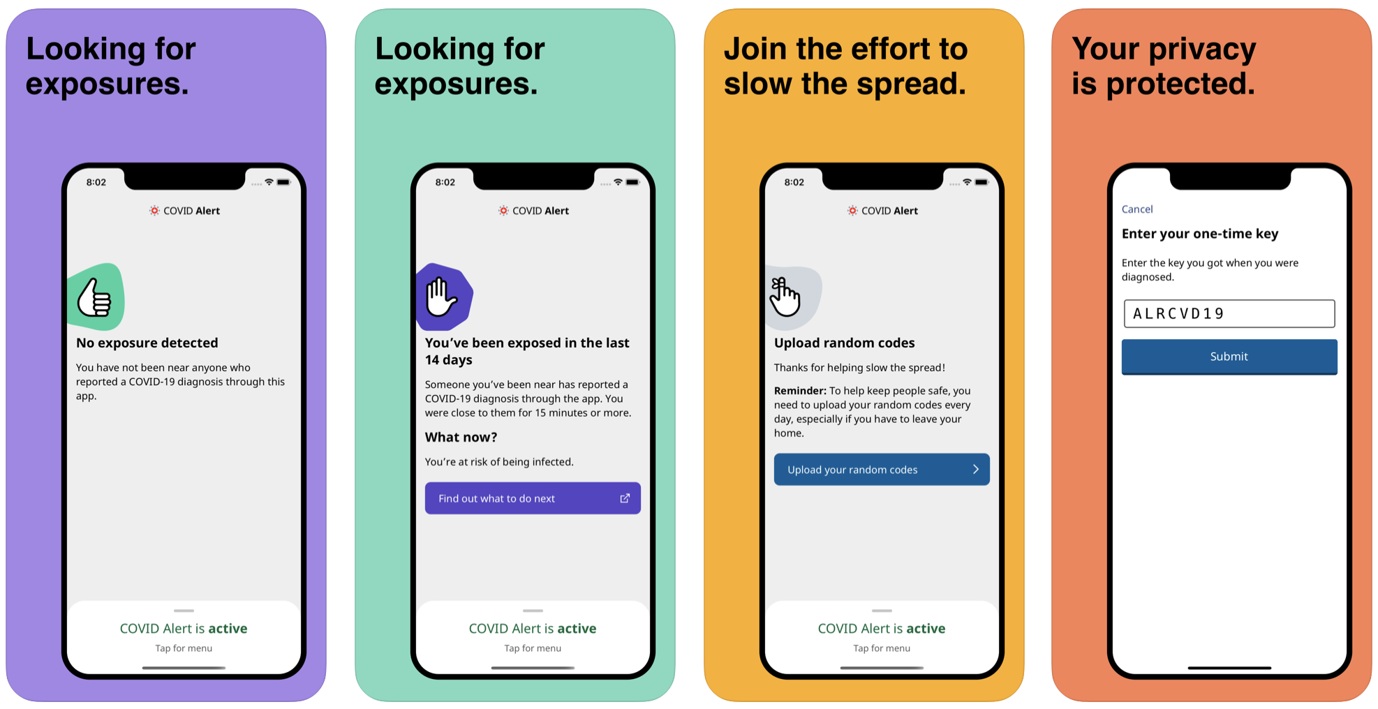Covid Alert App What The Canadian Digital Service Design Team Did Right By Eric Chung Ux Collective