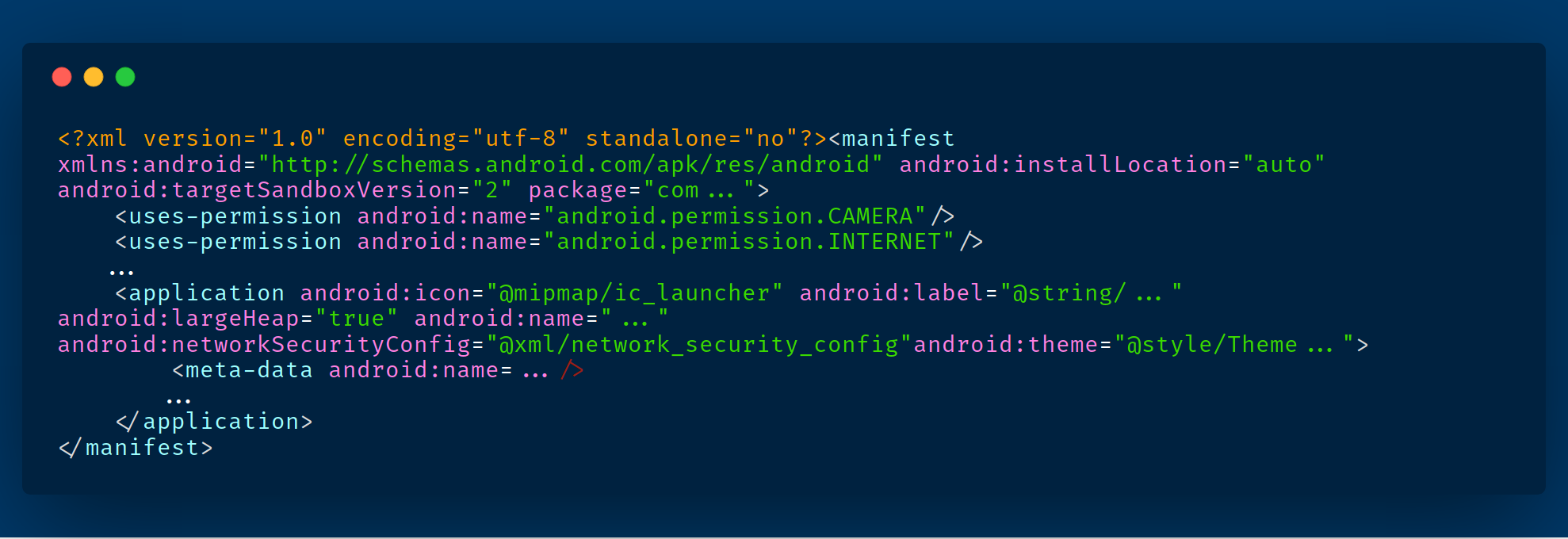 Set up your Android app for Offensive Security - Rémi