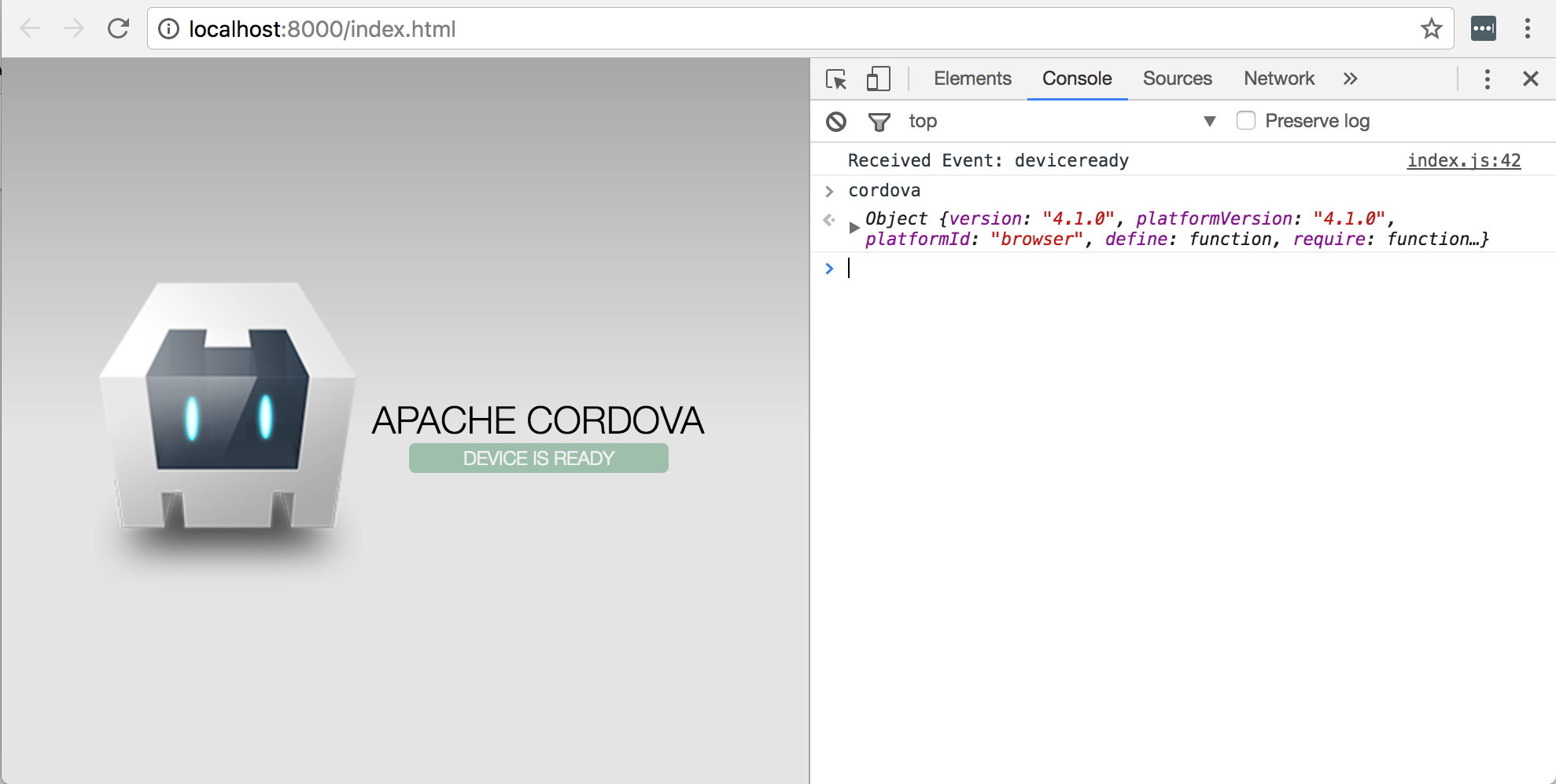 How to wrap an Angular app with Apache Cordova - Elia Palme