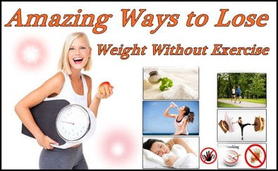 Amazing Ways To Lose Weight Without Exercise By Informative Talks Medium