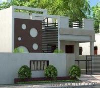 1*R4bEoUdJGd0ceHix13PWYw - 43+ Small House House Front Design Indian Style Simple Background