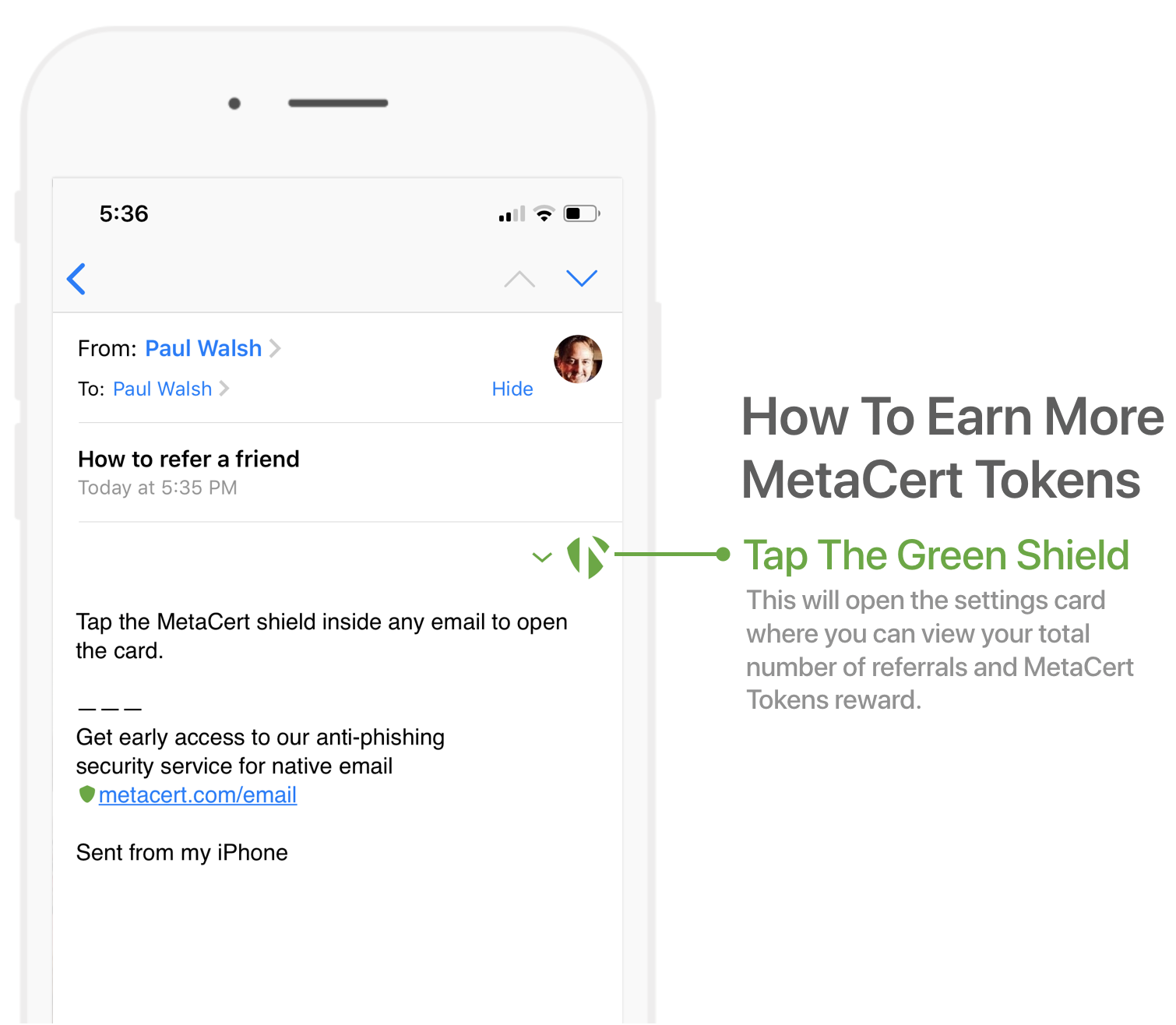 Metacert Email Security How To Earn More Tokens By