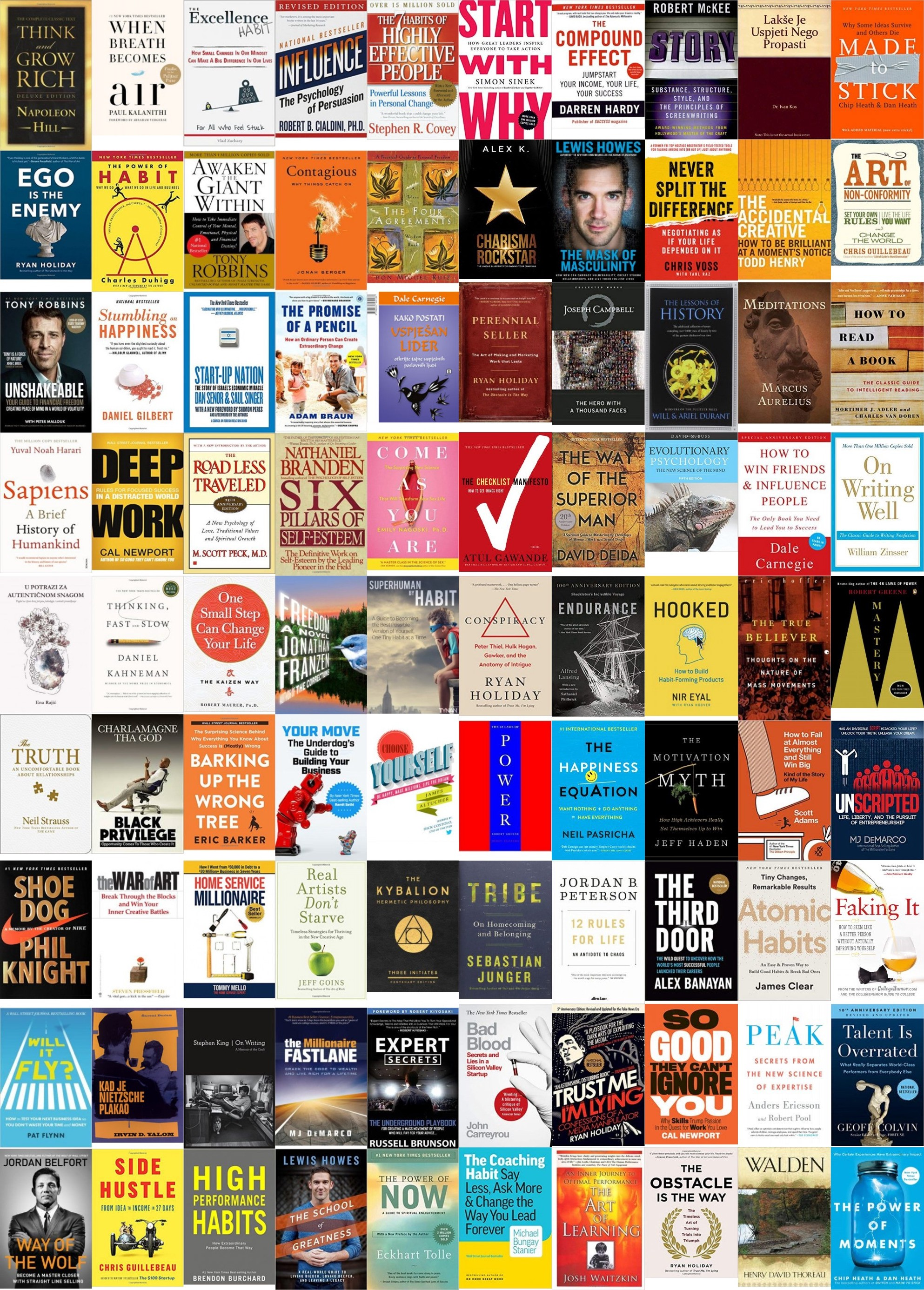 How I Read 90 Books In The Past 2 Years By Reading 20 Pages
