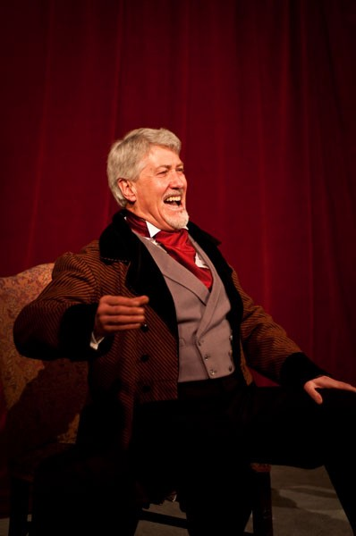James Hornsby A Christmas Carol 2020 Split Personality: James Hornsby's One Man Performance of Great