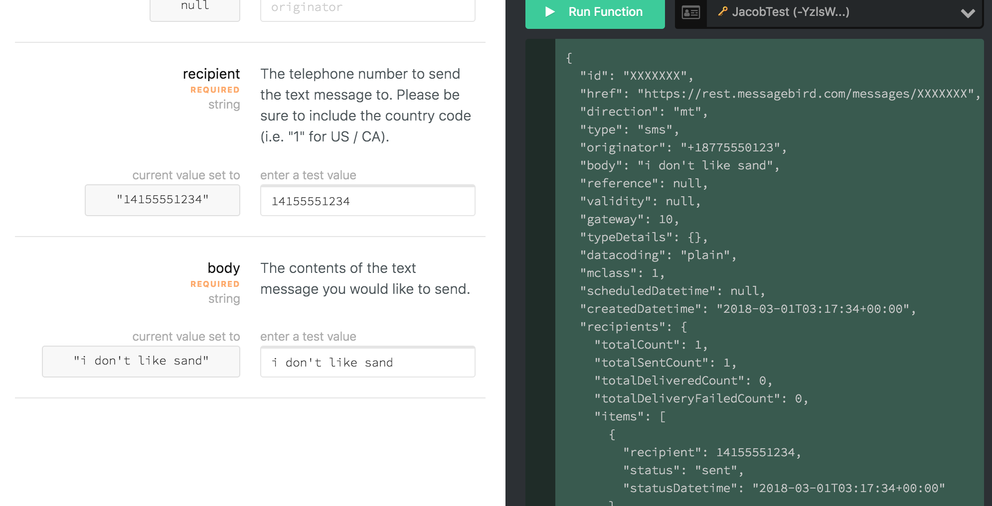 Announcing MessageBird API on StdLib: Add SMS to Your