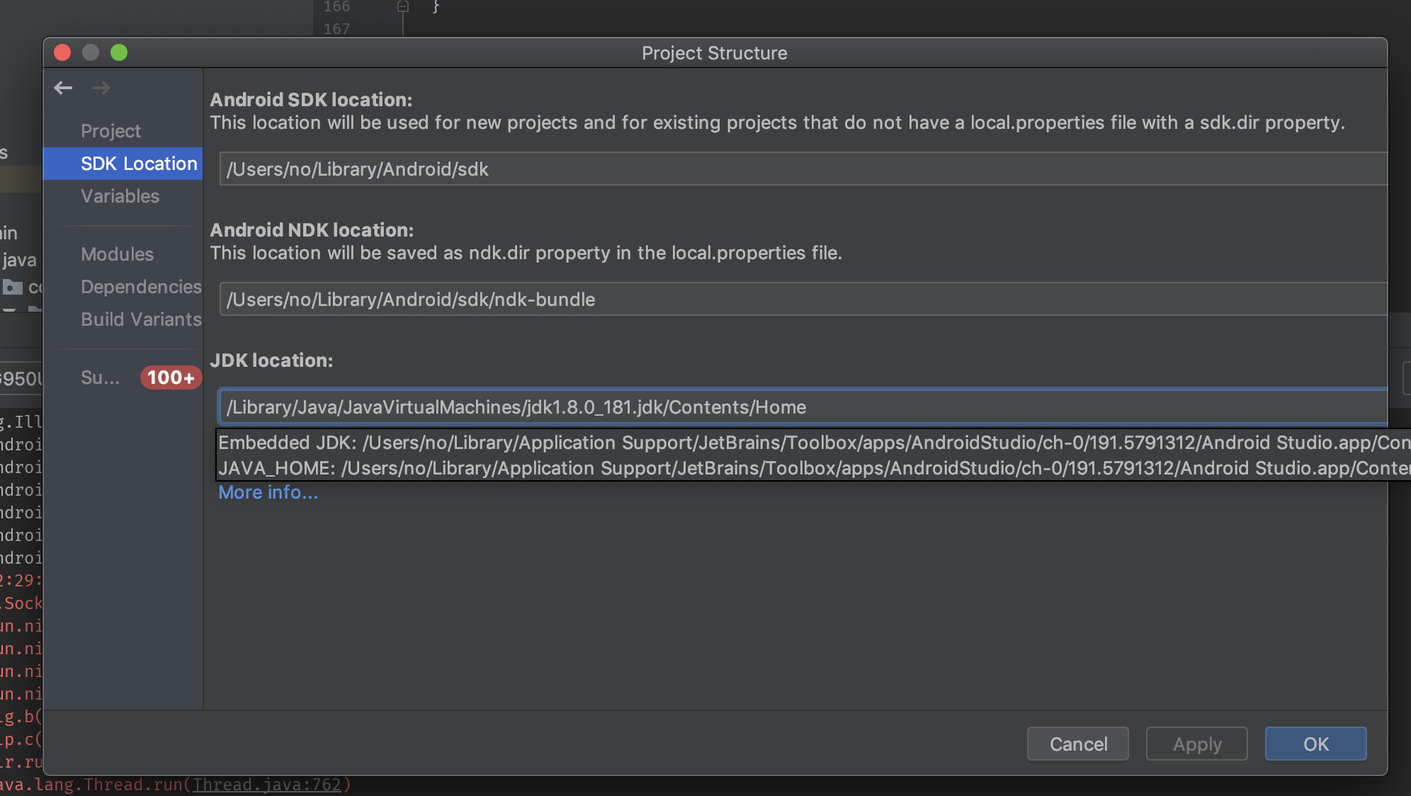 Is building from the terminal faster than Android Studio?