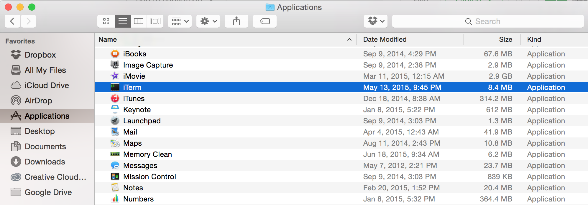 5 steps to improve your terminal appearance on Mac OSX