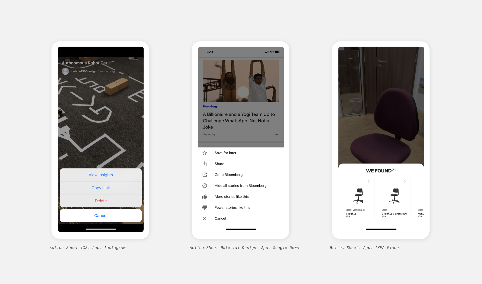 State of mobile app design 2019 - UX Collective