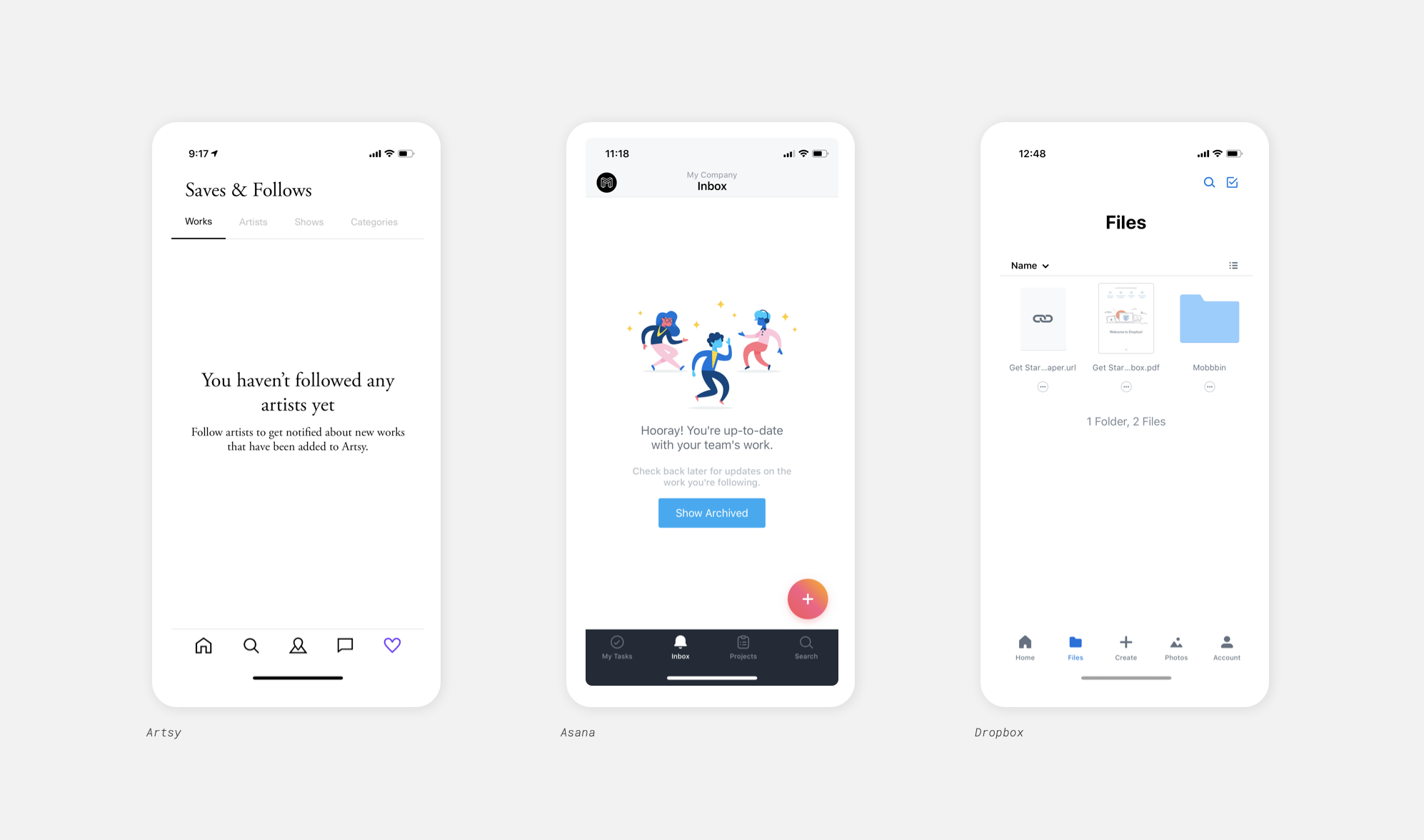 State Of Mobile App Design 2019 2019 Is Almost Half Way Over So It S By Martin Wiesemborski Ux Collective