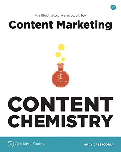 Content Chemistry is the number 1 content marketing book