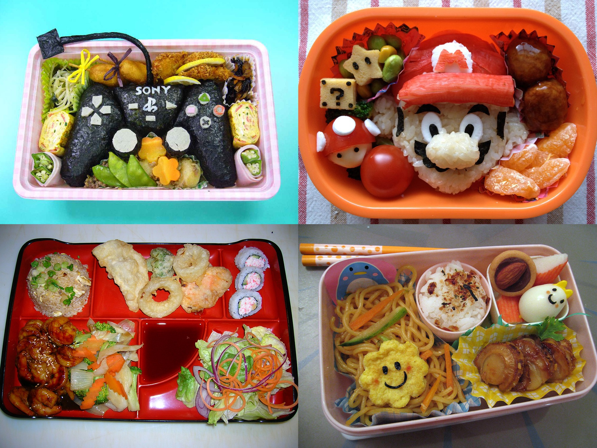 The controversial history of the bento box - Timeline