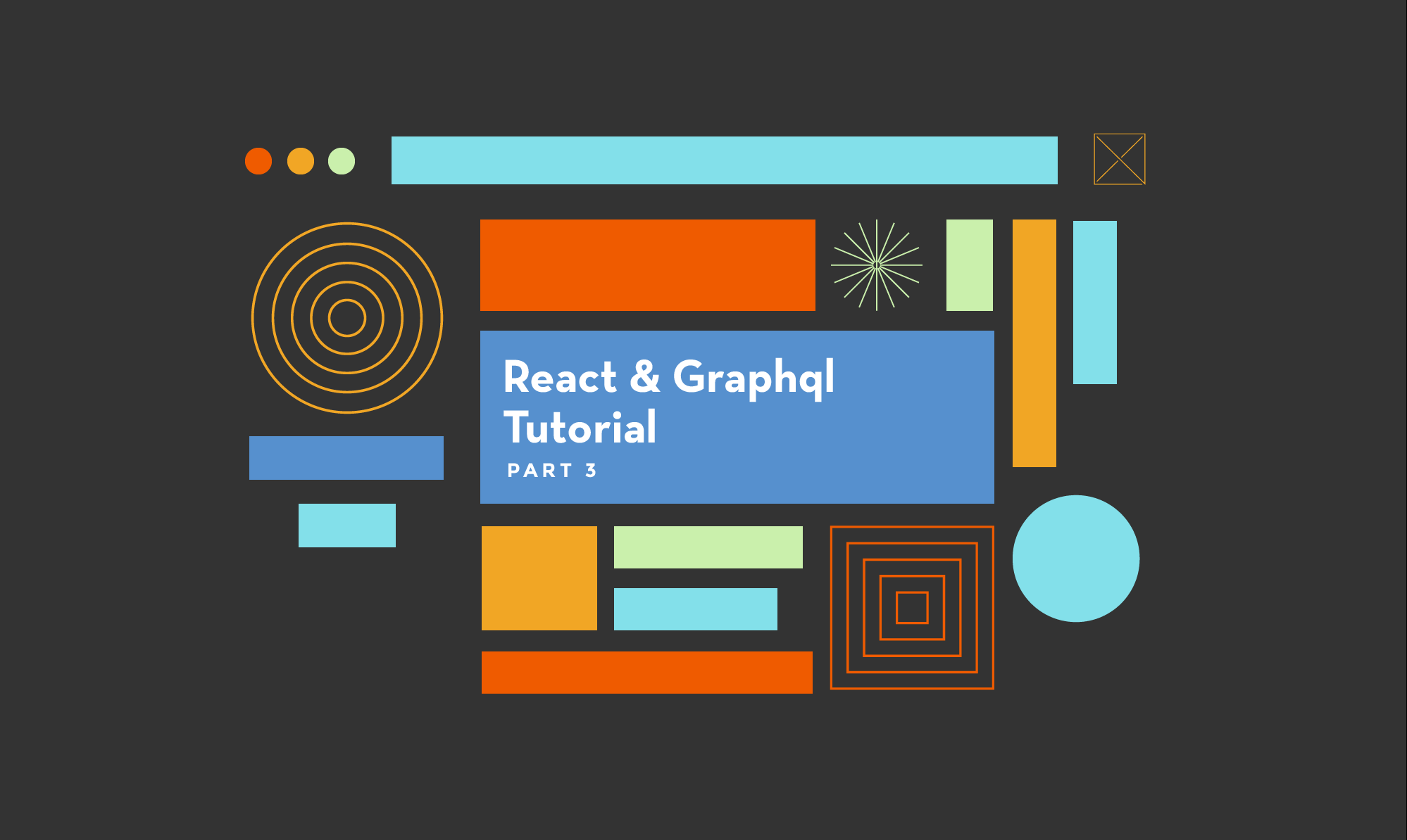 GraphQL & React tutorial (part 3/6) - Chroma