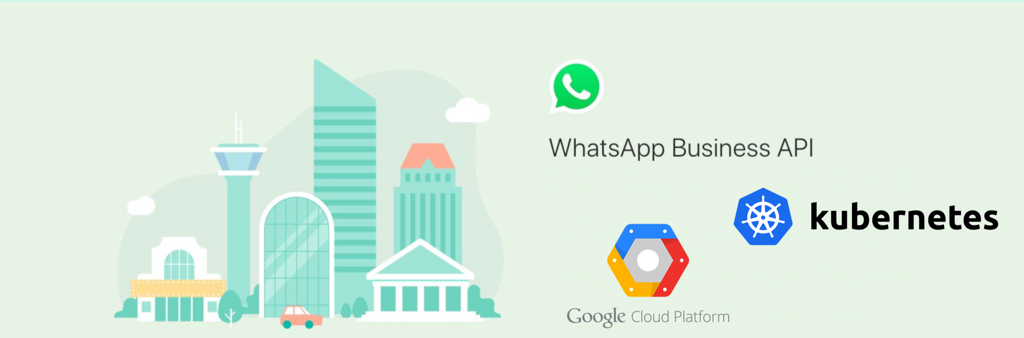 Deploying The Whatsapp Business Api Using Kubernetes Engine On Google Cloud Platform By Guilherme De Jesus Rafael Faun Medium