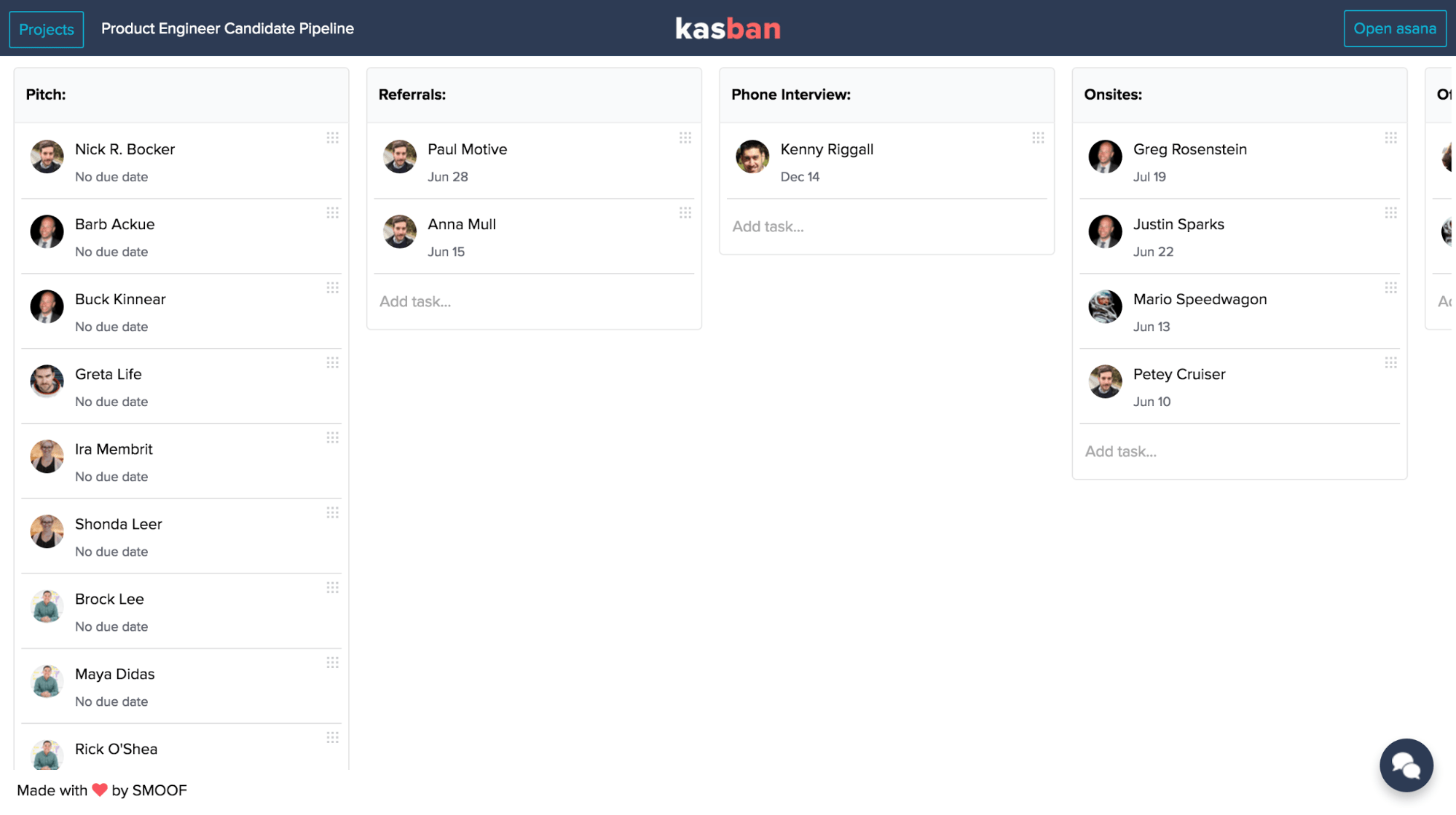 Awesome list of FREE Kanban board software - Product