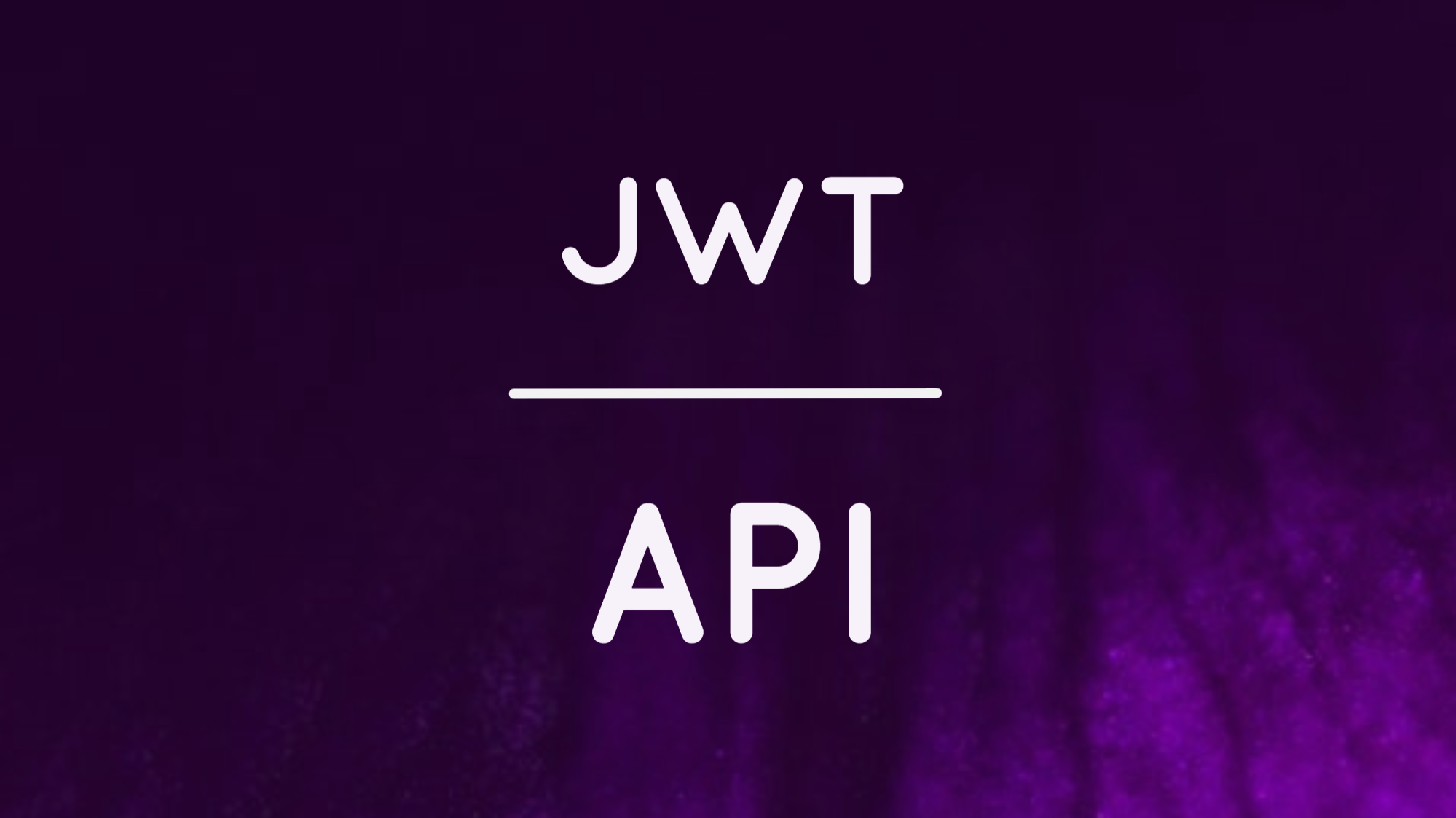 API Server with JWT Authentication - Travis Horn