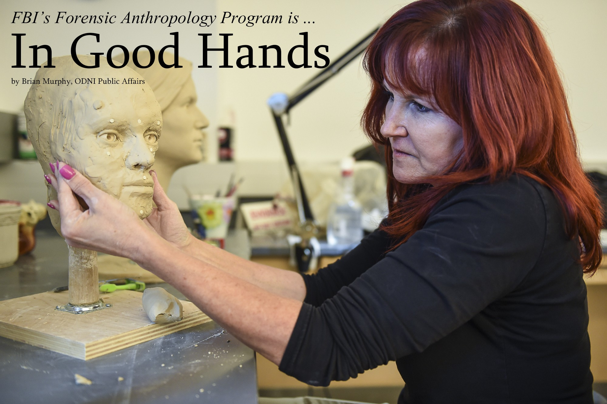 Fbi S Forensic Anthropology Program Is In Good Hands By Office Of The Dni Medium