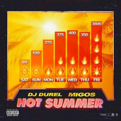 DOWNLOAD MP3: Migos & DJ Durel — Hot Summer Free Mp3 Download
