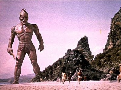 TALOS — THE FIRST ROBOT?. Talos, in 'Jason and the Argonauts'… | by Dr Karl  Shuker | Medium